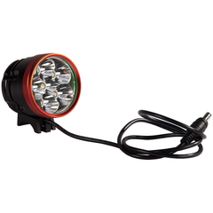 J Light max 7000 lumen front light 6 led