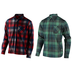 Troy Lee Designs Grind flannel shirt 2019