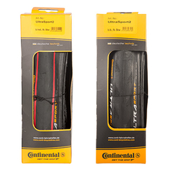Continental Ultra Sport II tire